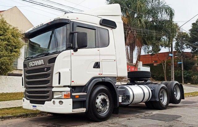 Scania 124 G420 - 2011 - Inteiro Revisado - Completo