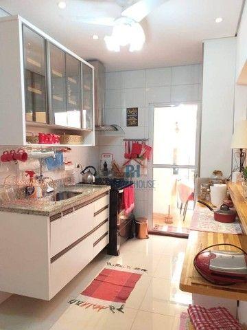 Apartamento Garden com 3 dormitórios, sendo 1 suíte à venda, 121 m² total, por R$ 530.000  - Foto 3