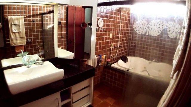Excelente casa no Aldebaran Alfa 4 suítes,piscina,toda mobiliada  - Foto 19