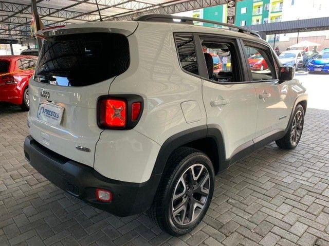 Jeep Renegade 2.0 Longitude Turbo Diesel 4x4 Automático 2019 - Foto 5