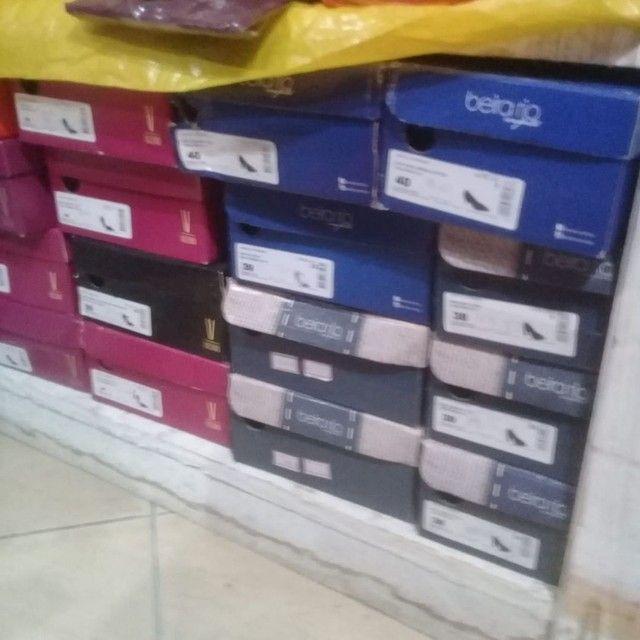 Lote de calçados completo  - Foto 6
