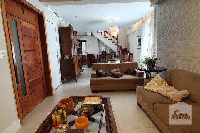Apartamento à venda com 4 dormitórios em Sion, Belo horizonte cod:338476 - Foto 3