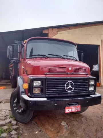 MERCEDEZ BENZ 1317 TRUCK