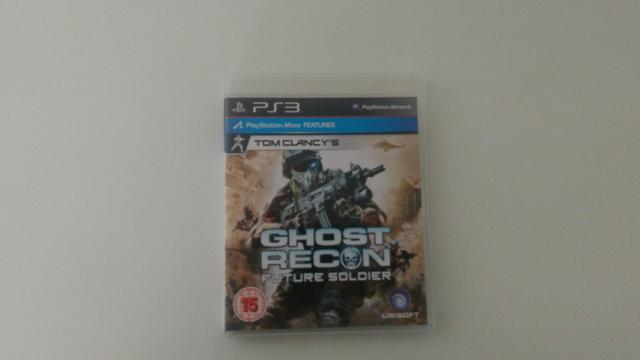 Ghost Recon Future Soldier - Playstation 3