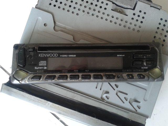 CD kenwood modelo KDC-362