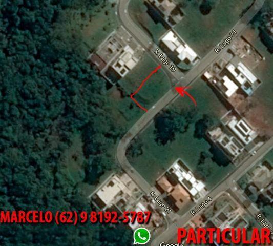 Lote Condominio do lago 552M2º 2a etapa Particular