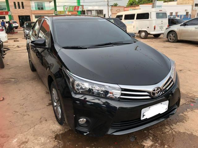 Toyota corolla 2016/2017 EXTRA