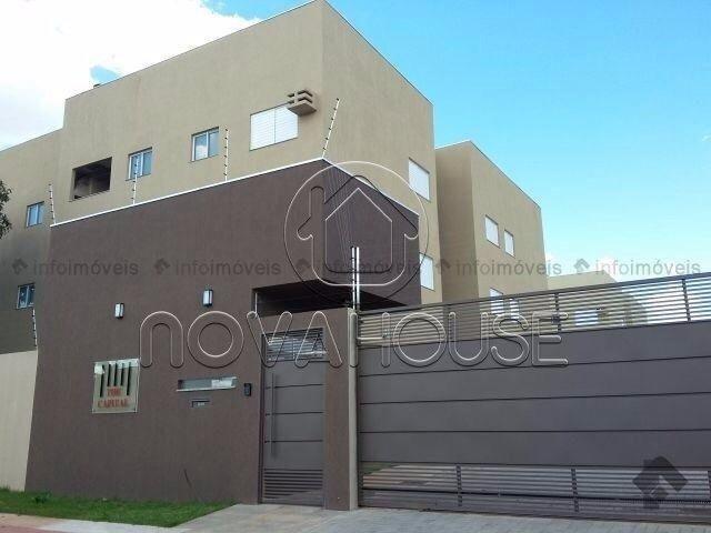 Lindo apartamento novo no Jardim São Lourenço