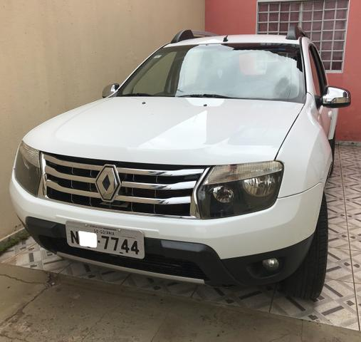 Duster 2.0 4x4 13/14 - completa - 2018 pago