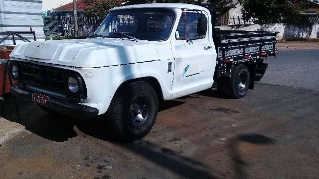 Gm - Chevrolet D-10