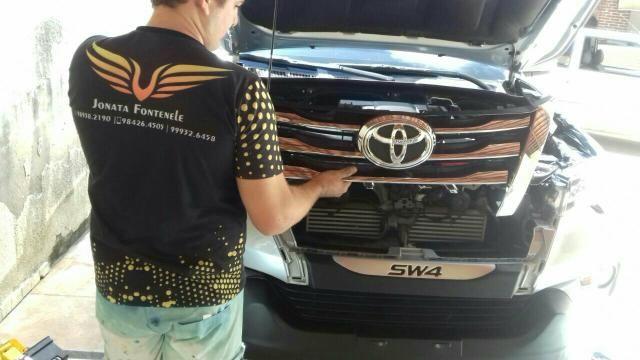 Fabricação de Peças Toyota