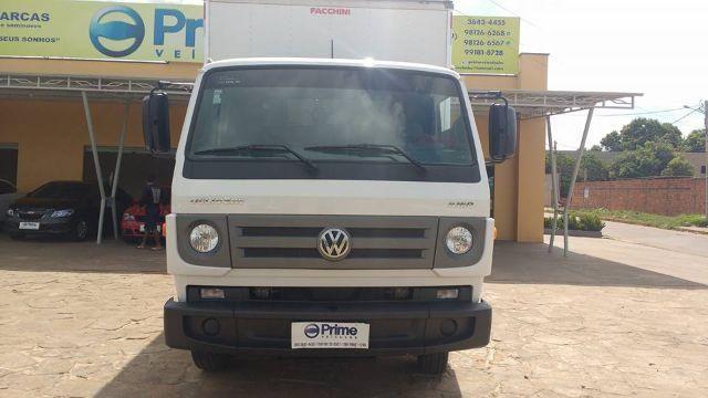 Vw - Volkswagen Delivery 8.160 4x2 2016/2016