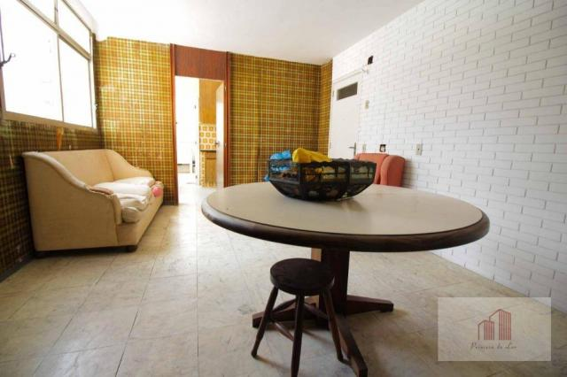 Amplo apartamento de 274m² e 4 quartos - Centro - Foto 12