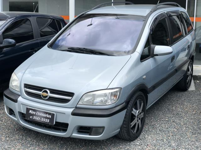 Gm/zafira expression 2.0 aut 7l 2008