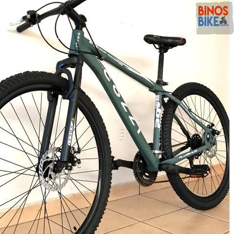 07fc1d8885f1ea Colli Alumínio Aro 29 Kit Shimano, freio à disco - Ciclismo - Zona 7 ...