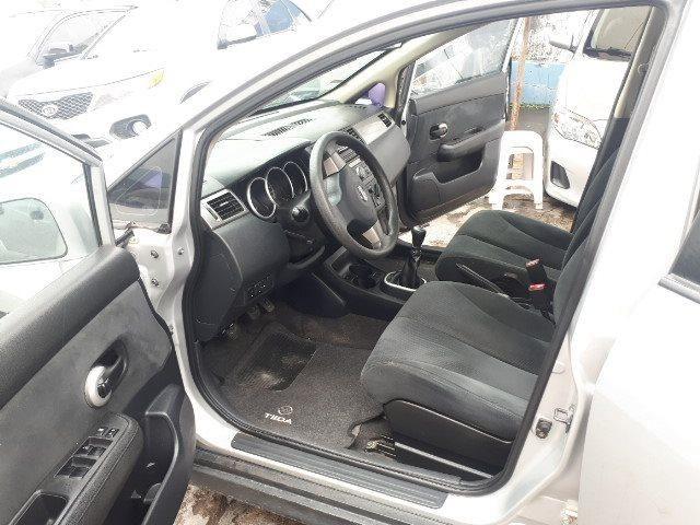 Tiida 2011 1.8 Sedan Flex - Ipva pago,Super conservado, Excelente custo X Benefício - Foto 9