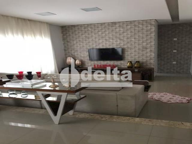 Casa de condomínio à venda com 3 dormitórios em Shopping park, Uberlândia cod:33408 - Foto 6