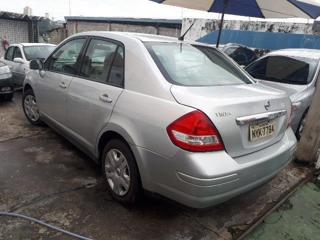 Tiida 2011 1.8 Sedan Flex - Ipva pago,Super conservado, Excelente custo X Benefício - Foto 3