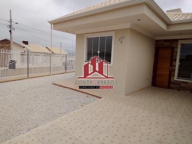 Casa à venda com 3 dormitórios em Eucaliptos, Fazenda rio grande cod:CA00115