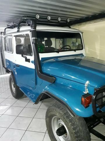 Jeep Toyota bandeirantes 90 - Foto 3