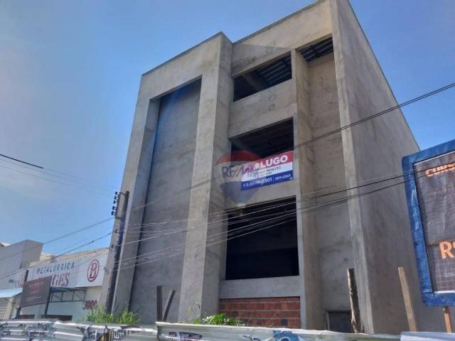 Prédio com área de 1600 m² - Triângulo - Juazeiro do Norte/CE - Foto 2