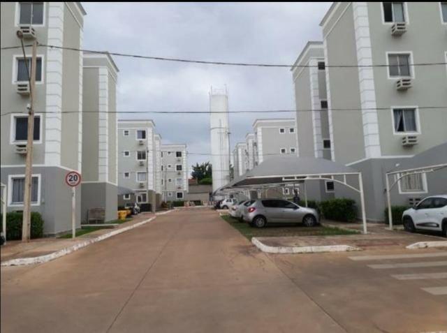 Vendo apartamento no condomínio Chapada Imperial com 2/4 sendo 1 suíte e sacada - Foto 11
