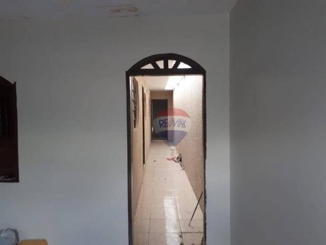 Casa com 3 dormitórios à venda, 125 m² por R$ 165.000,00 - Salesianos - Juazeiro do Norte/ - Foto 4