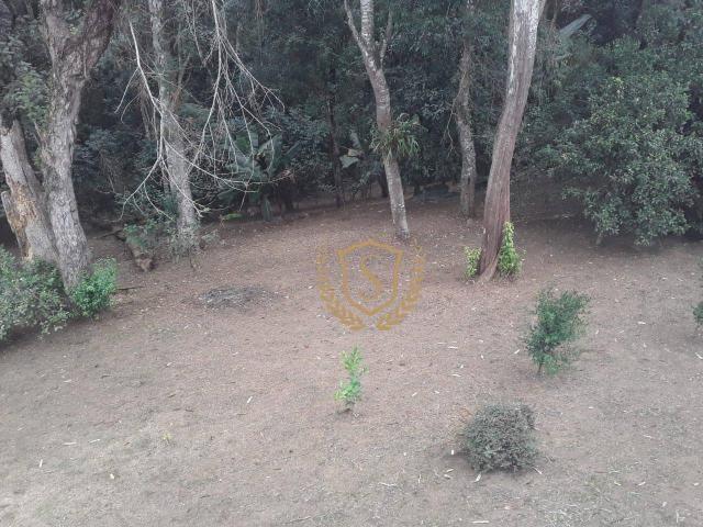Terreno à venda, 1600 m² por r$ 100.000 - parque do imbui - teresópolis/rj