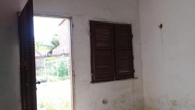 Casa com 1 dormitório à venda, 65 m² por R$ 60.000,00 - Barrocão - Itaitinga/CE - Foto 4