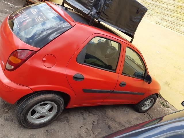 GM - Chevrolet Celta + SOM - Foto 4