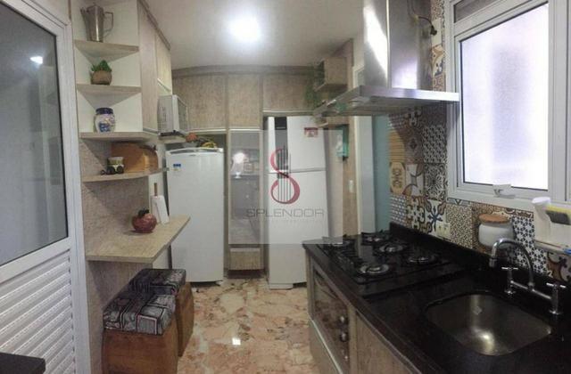 Pátio Club de 90 m² com 3 dorms á venda por R$ 560.000,00 - Royal Park - SJC - Foto 8