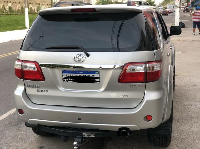 Toyota Hilux Sw4 2.7 gasolina - Foto 3