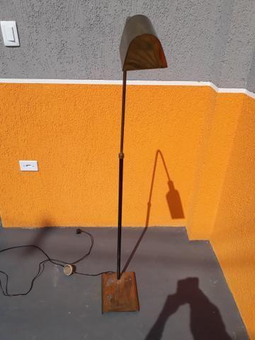 Luminária em metal - Foto 5