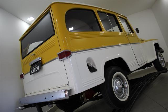 FORD RURAL 1967/1967 2.8 4X4 6 CILINDROS 12V GASOLINA 2P MANUAL - Foto 8