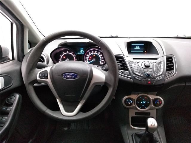 Ford Fiesta 1.6 sel hatch 16v flex 4p manual - Foto 13