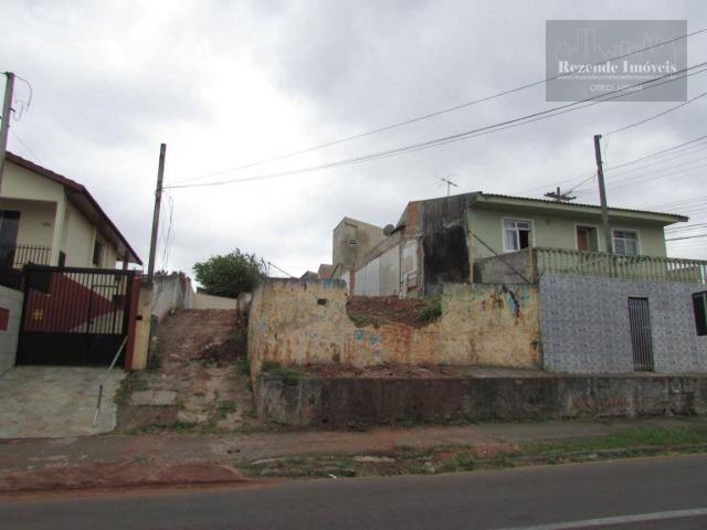 Terreno à venda, 440 m² por R$ 420.000,00 - Capão Raso - Curitiba/PR