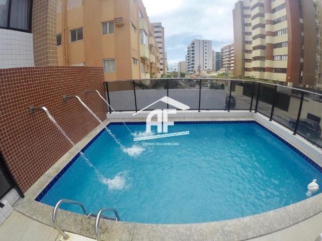 Apartamento novo na Jatiúca - 3 quartos sendo 1 suíte - Prédio com piscina - Foto 15