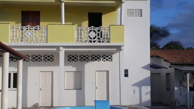 Aluga-se casa para temporada na praia de Jatobá, com piscina - Foto 3