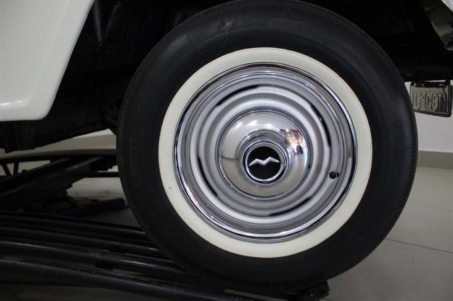 FORD RURAL 1967/1967 2.8 4X4 6 CILINDROS 12V GASOLINA 2P MANUAL - Foto 9