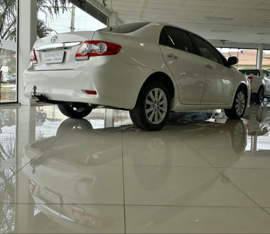 Corolla altis 2.0 flex 16v automático 2013 - Foto 17