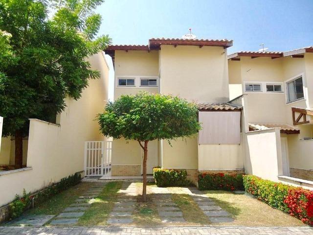 Casa em Cond na Lagoa Redonda - 100m² - 3 Quartos - 2 Vagas (CA0582)