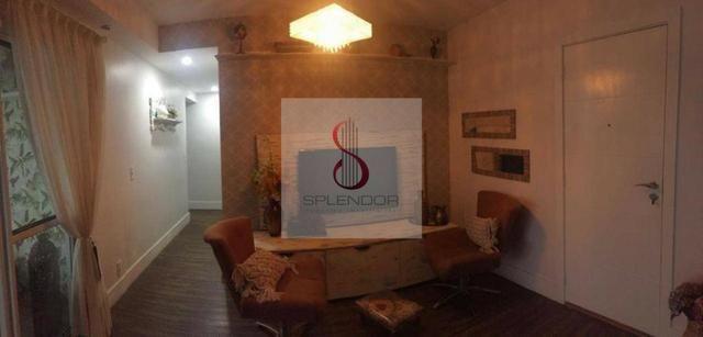 Pátio Club de 90 m² com 3 dorms á venda por R$ 560.000,00 - Royal Park - SJC - Foto 11
