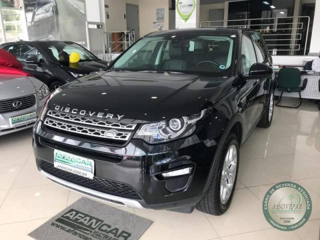 LAND ROVER DISCOVERY SPORT HSE 2.0 (7 LUGARES) AUT./2015