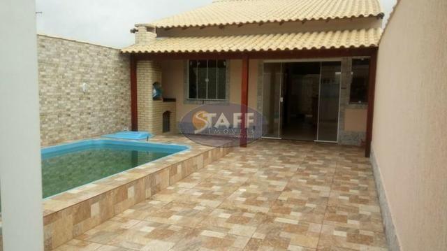 KE- Casa Pronta c/ 2 quartos em Unamar- Cabo Frio