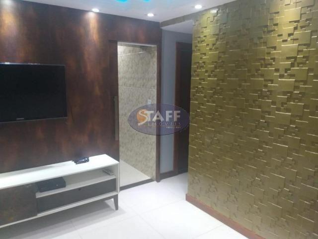 KE- casa 2 quartos sendo 1 suite dentro de condomínio em Unamar-Cabo Frio!! - Foto 11