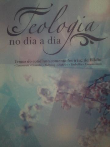 Livro Teologia No Dia a Dia - Foto 3