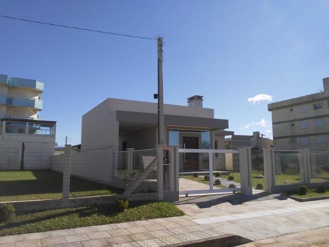 Casa nova a venda em arroio do sal no centro - Foto 12