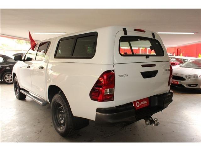 Toyota Hilux Cd Std Mt 4x4 2.8 4P 2017 - Excelente Estado ( IPVA 20 + Transferência ) - Foto 5