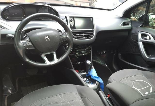 '' Lindo Peugeot 208 Griffe 1.6 Automático 2014/2015, completo '' - Foto 7
