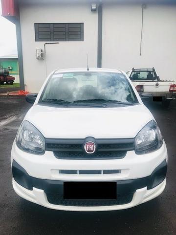 1159 - Fiat Uno Attractiv 1.0 4P Flex